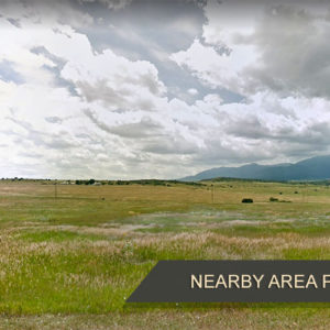 Open property with a nice view - 1.34 acres in Colorado City, CO