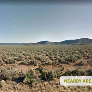 Wilderness for Development - 1.05 Acres in Beryl-Newcastle, UT
