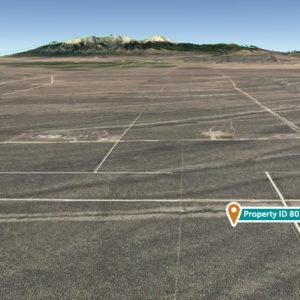 Sangre de Cristo Foothills Property - 4.7 Acres in San Luis, Colorado