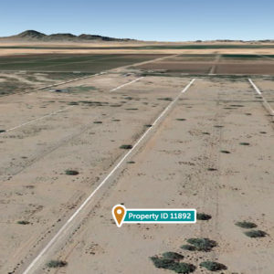 Tiny House Ready in Casa Grande, AZ - 0.3 Acres with Water and Electric Available