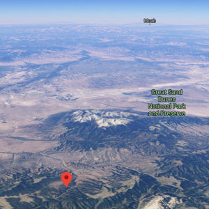 Forested Property in Southern Colorado - 2.69 Acres in Costilla County