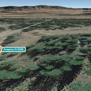 Beautiful Wooded Property with Gorgeous Mountain Views - 0.91 Acres in Modoc County, California