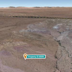 Route 66 Off-Grid Desert Dream - 1.25 Acres in Holbrook, Arizona
