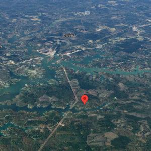 Lake Sinclair Property withNo HOA - 0.53 Acres on Lake Sinclair, Georgia