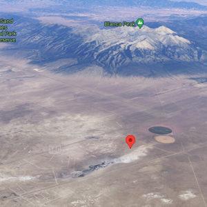 Hunting Basecamp Ready in Deer Valley Meadows - 1.63 Acres in Alamosa, Colorado