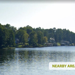 Cove Property on Lake Sinclair - 0.58 Acres in Baldwin County, Georgia