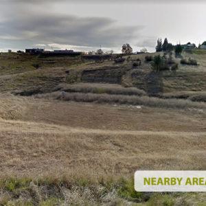 Homesite on the Hillside with Seasonal Creek - 1.01 Acres in Tehama County, California