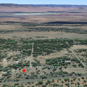 Modoc County Property with Electric - 1.62 Acres in Big Valley Ranchettes