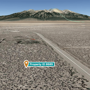Mountain Views on Sunrise Boulevard - 1.03 Acres in Costilla County, Colorado