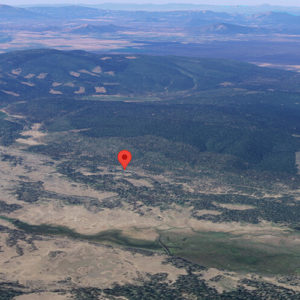 Modoc County Property Backing to Canyons and Forest Land - 0.92 Acres in Lookout, California