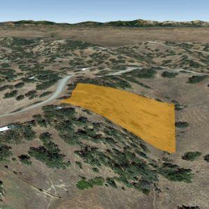 Hilltop Property in Rancho Tehama - 1.6 Acres in Corning, California