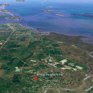 Coastal CottageReadywith Utilities - 0.16 Acres in Pearlington, Mississippi
