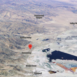 Trona Homesite with Water and Electric - 0.16 Acres in Trona, California
