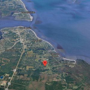 Coastal Property Near Clermont Harbour - 0.24 Acres in Bay St Louis, Mississippi